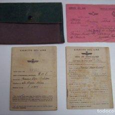 Militaria: CARTILLA AVIACION 1949. Lote 141921546