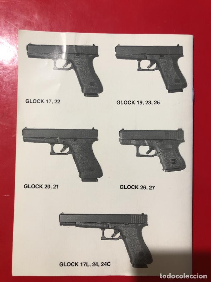 Militaria: Catálogo - manual- instrucciones de manejo de la pistola GLOCK - Foto 3 - 142833153
