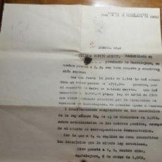 Militaria: AÑO 1962. MADRE DE SOLDADO MUERTO. MEJORA DE HABER PASIVO. ZONA GUADALAJARA. Lote 142915538