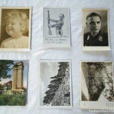 Militaria - LOTE DE FOTO-POSTALES ALEMANAS. 2ª GUERRA MUNDIAL. - 143084802