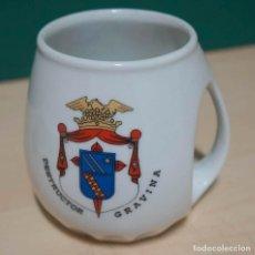 Militaria: JARRA DE CERÁMICA DESTRUCTOR GRAVINA CERÁMICAS MARIBEL CARTAGENA. Lote 147763010