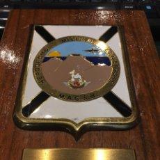 Militaria: METOPA AERÓDROMO MILITAR LANZAROTE M.A.C.A.N.. Lote 148234382