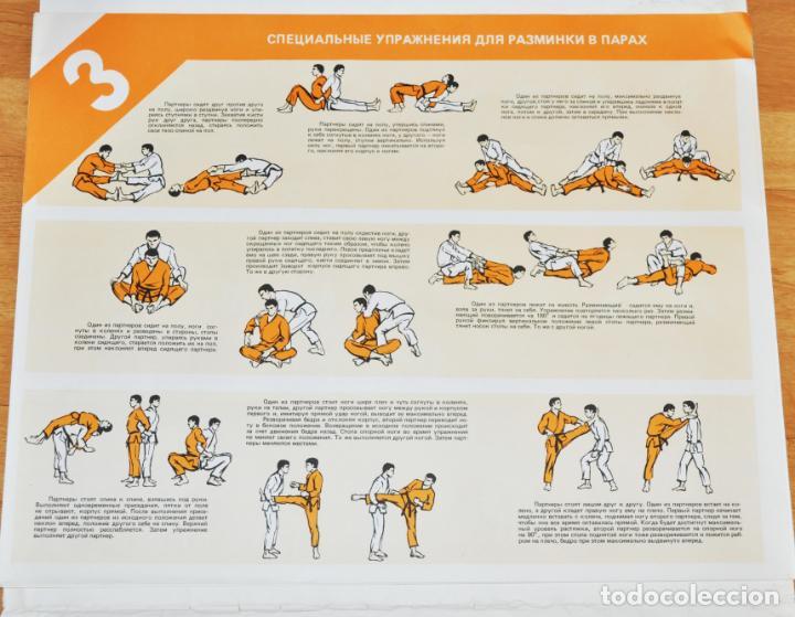 Militaria: Juego de 24 carteles sovieticas.Basico combate mano Moscu 1989 a.URSS - Foto 5 - 149505122