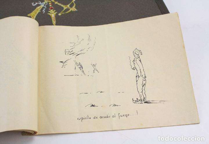 Militaria: Cuaderno de dibujos legionarios, el credo de la legión, 1930s, Melilla. Ver fotos anexas. - Foto 40 - 152155086