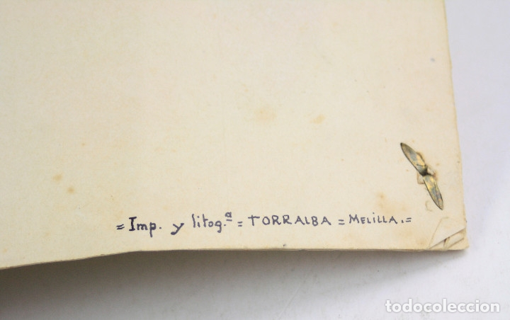 Militaria: Cuaderno de dibujos legionarios, el credo de la legión, 1930s, Melilla. Ver fotos anexas. - Foto 47 - 152155086