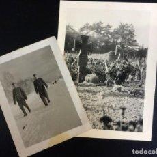 Militaria: FOTOGRAFÍAS ALEMANAS ORIGINALES DE ÉPOCA NO COPIAS SEGUNDA GUERRA MUNDIAL . Lote 154111278