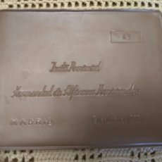 Militaria: CARTERA MILITAR HERMANDAD ALFETECES PROVISIONALES MADRID 1959. Lote 154491518