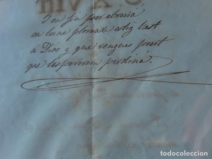 Militaria: Soldado Infantería. Antiguo dibujo soldado, con lo que parece una poesía o escrito. Desconozco Época - Foto 15 - 155358246