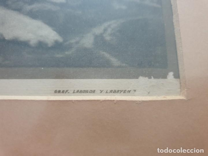 Militaria: Lamina fotografica del pretendiente carlista carlos VII - Foto 3 - 160453210