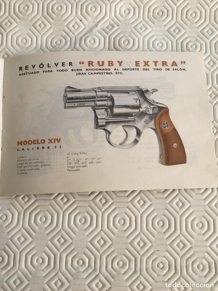 Militaria: Catálogo pistola Llama Gabilondo y Cía S.A. - Foto 4 - 161572178