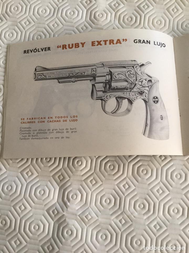 Militaria: Catálogo pistola Llama Gabilondo y Cía S.A. - Foto 5 - 161572178
