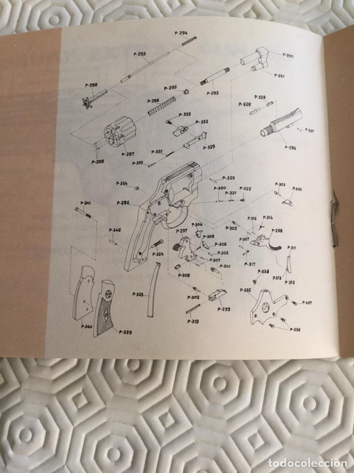Militaria: Catálogo pistola Llama Gabilondo y Cía S.A. - Foto 7 - 161572178