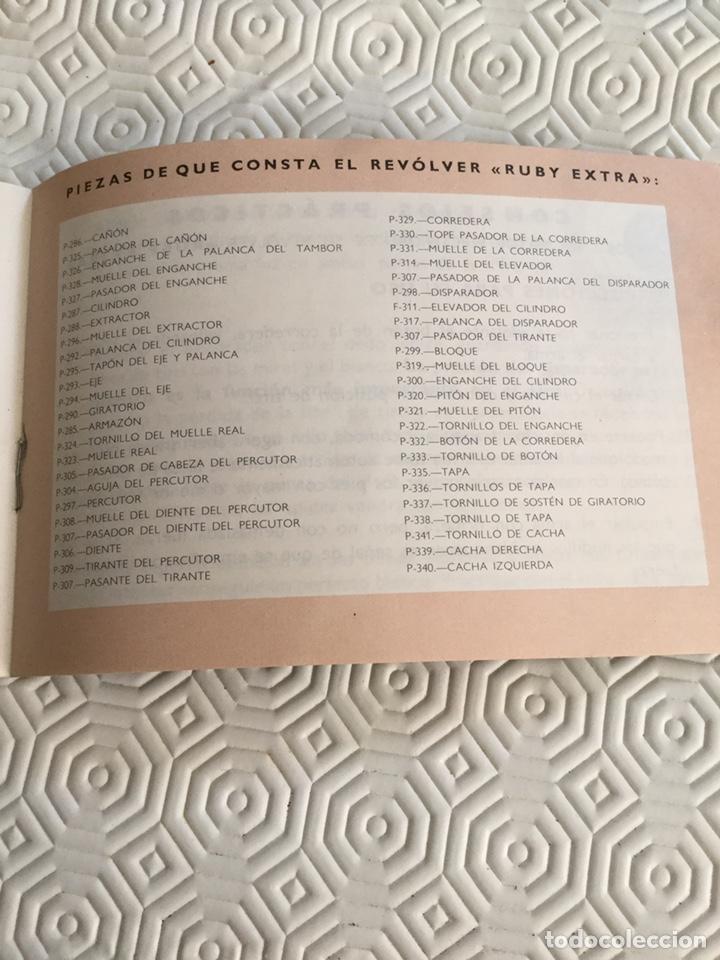 Militaria: Catálogo pistola Llama Gabilondo y Cía S.A. - Foto 8 - 161572178