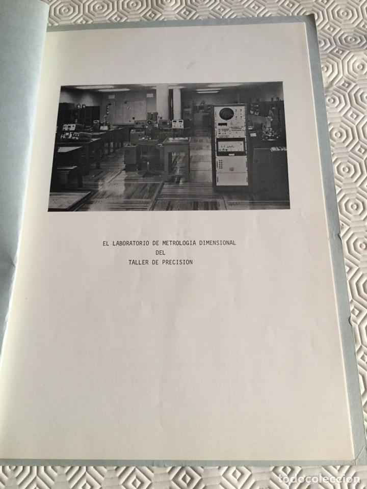 Militaria: Libro de taller de precisión del Ministerio de defensa - Foto 2 - 161647237