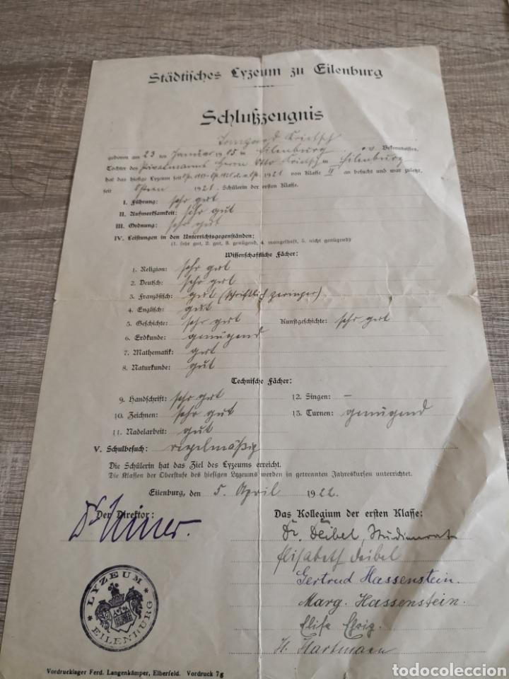 Militaria: Conjunto de documentación y fotografías Alemania - Foto 9 - 162099520