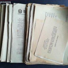Militaria: 154 ÓRDENES SERVICIO DE LA PLAZA REGIMIENTO DE INFANTERÍA GALICIA Nº 19 - AÑO 1931. Lote 163513366