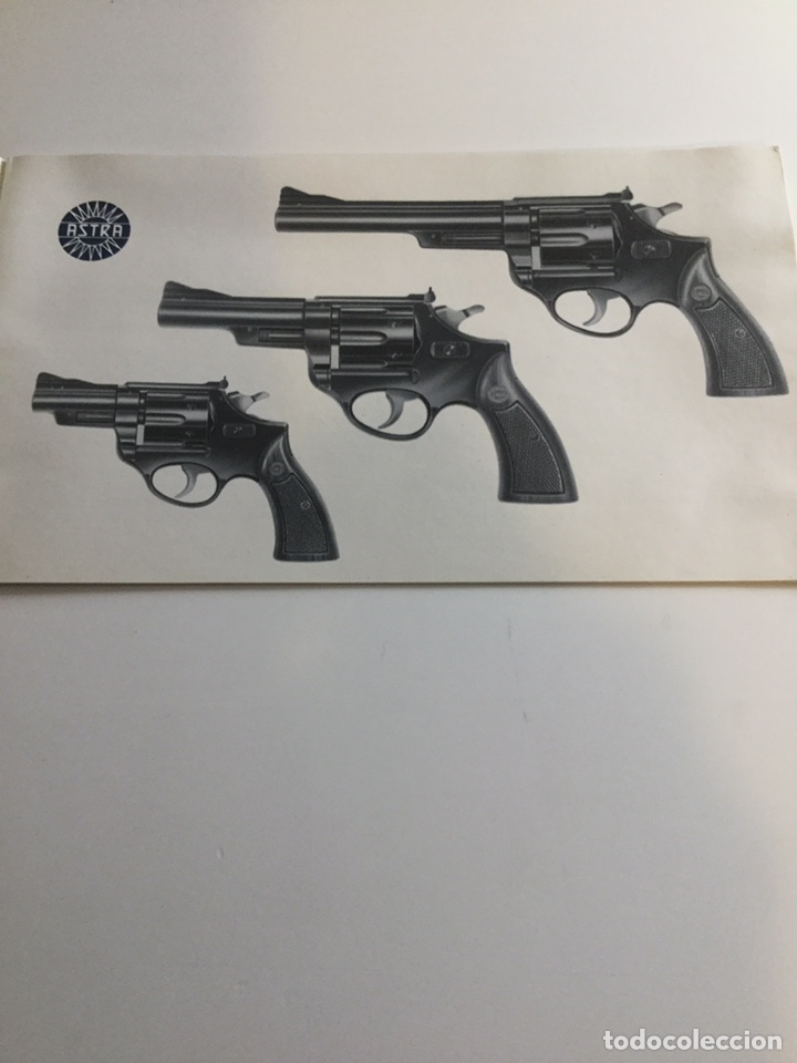 Militaria: Manual revólver Astra 357 - Foto 2 - 163520202