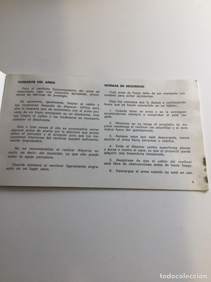 Militaria: Manual revólver Astra 357 - Foto 3 - 163520202