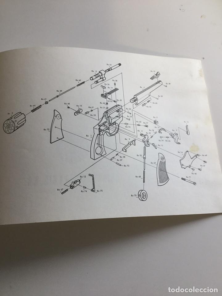 Militaria: Manual revólver Astra 357 - Foto 5 - 163520202