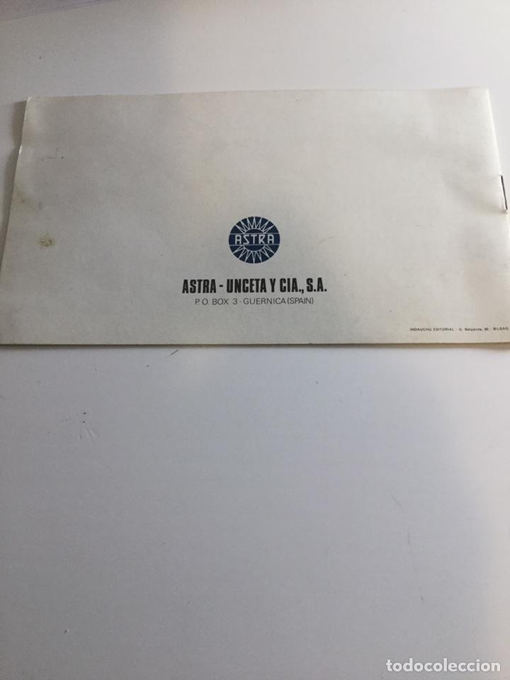Militaria: Manual revólver Astra 357 - Foto 6 - 163520202
