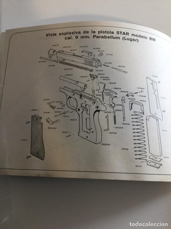 Militaria: Manual Pistola Star BM - Foto 3 - 163522160