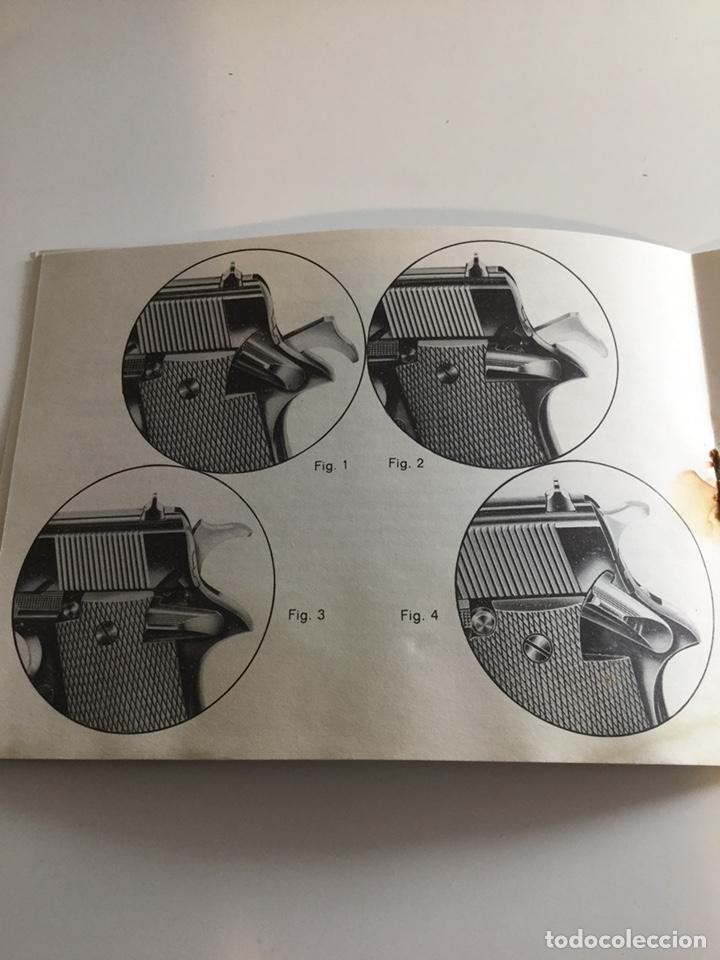 Militaria: Manual Pistola Star BM - Foto 4 - 163522160