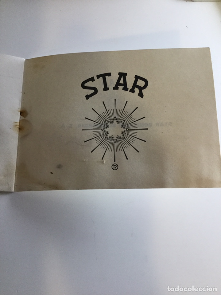 Militaria: Manual Pistola Star BM - Foto 6 - 163522160