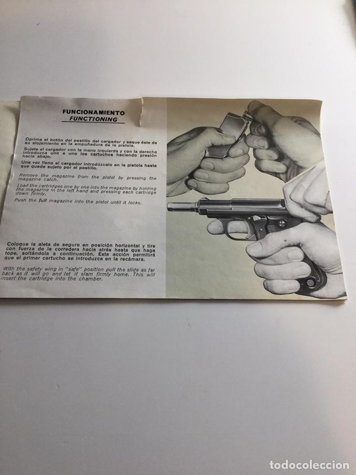 Militaria: Manual pistola Astra Falcon - Foto 2 - 163988768