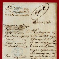 Militaria: DOCUMENTO MILITAR, SOLICITUD DE CAPTURA DE DESERTOR , MATANZAS CUBA 1882 , ORIGINAL, D11 -11. Lote 164659534
