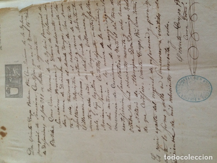Militaria: Documento militar antiguo - Foto 4 - 166147498