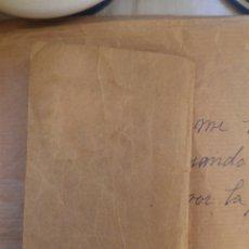 Militaria: DEVOCIONARIO MILITAR FRENTE HOSPITALES BILBAO 1938 - DIVISIÓN AZUL-EJEMPLAR DADO A LOS DIVISIONARIOS. Lote 166755434