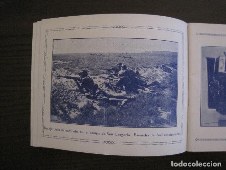 Militaria: ZARAGOZA-REPUBLICA-ALBUM REGIMIENTO INFANTERIA-VER FOTOS-(V-17.280) - Foto 6 - 166940620