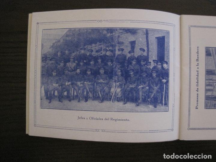 Militaria: ZARAGOZA-REPUBLICA-ALBUM REGIMIENTO INFANTERIA-VER FOTOS-(V-17.280) - Foto 8 - 166940620