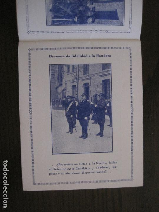 Militaria: ZARAGOZA-REPUBLICA-ALBUM REGIMIENTO INFANTERIA-VER FOTOS-(V-17.280) - Foto 9 - 166940620