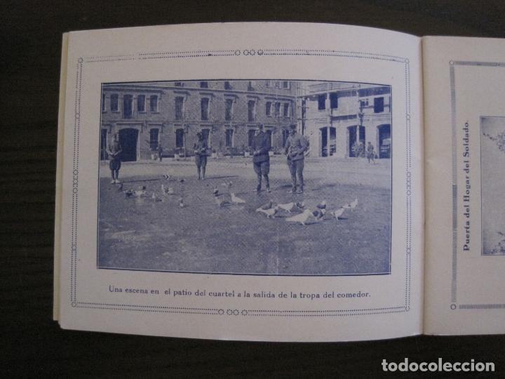 Militaria: ZARAGOZA-REPUBLICA-ALBUM REGIMIENTO INFANTERIA-VER FOTOS-(V-17.280) - Foto 10 - 166940620
