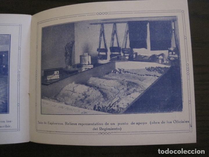 Militaria: ZARAGOZA-REPUBLICA-ALBUM REGIMIENTO INFANTERIA-VER FOTOS-(V-17.280) - Foto 11 - 166940620