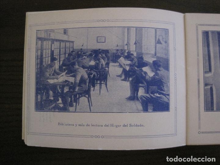 Militaria: ZARAGOZA-REPUBLICA-ALBUM REGIMIENTO INFANTERIA-VER FOTOS-(V-17.280) - Foto 13 - 166940620