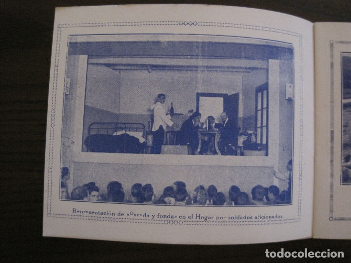 Militaria: ZARAGOZA-REPUBLICA-ALBUM REGIMIENTO INFANTERIA-VER FOTOS-(V-17.280) - Foto 15 - 166940620