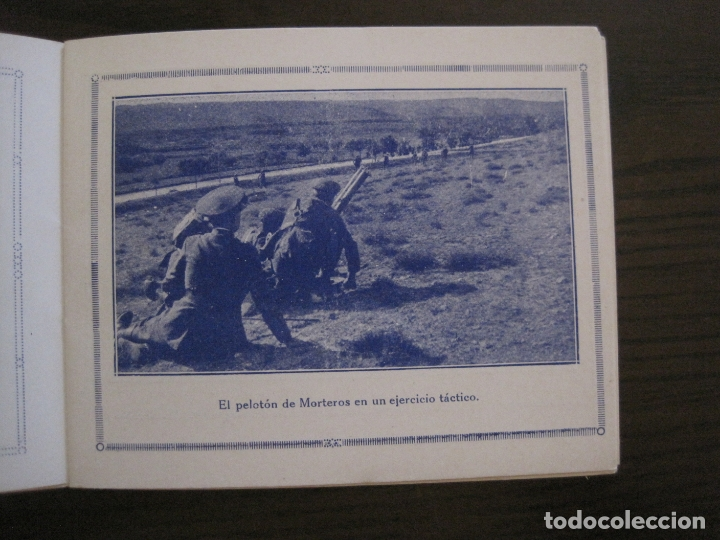 Militaria: ZARAGOZA-REPUBLICA-ALBUM REGIMIENTO INFANTERIA-VER FOTOS-(V-17.280) - Foto 16 - 166940620
