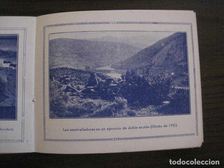 Militaria: ZARAGOZA-REPUBLICA-ALBUM REGIMIENTO INFANTERIA-VER FOTOS-(V-17.280) - Foto 22 - 166940620