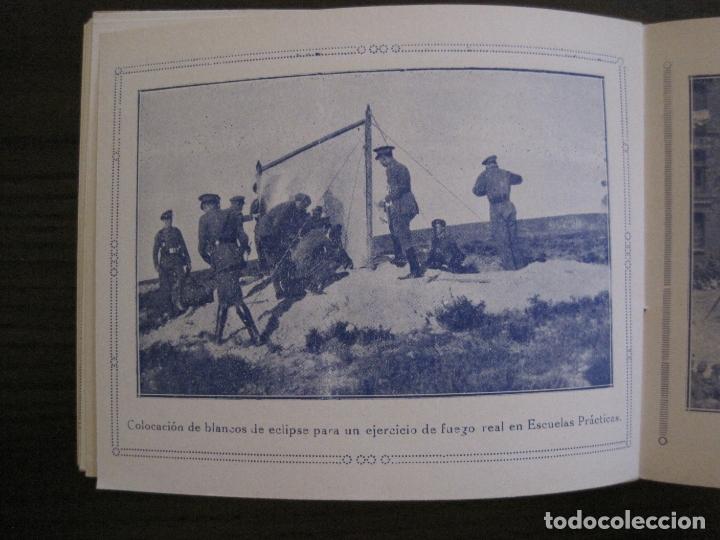 Militaria: ZARAGOZA-REPUBLICA-ALBUM REGIMIENTO INFANTERIA-VER FOTOS-(V-17.280) - Foto 25 - 166940620