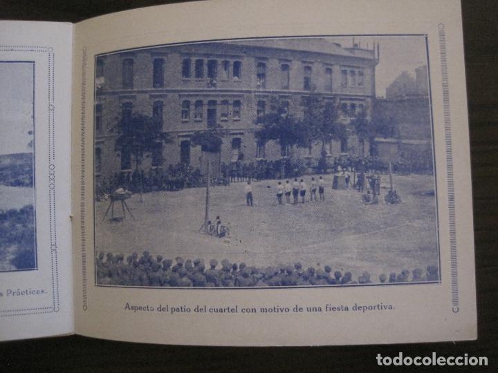 Militaria: ZARAGOZA-REPUBLICA-ALBUM REGIMIENTO INFANTERIA-VER FOTOS-(V-17.280) - Foto 26 - 166940620