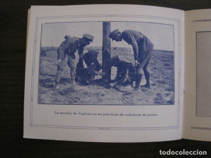 Militaria: ZARAGOZA-REPUBLICA-ALBUM REGIMIENTO INFANTERIA-VER FOTOS-(V-17.280) - Foto 27 - 166940620