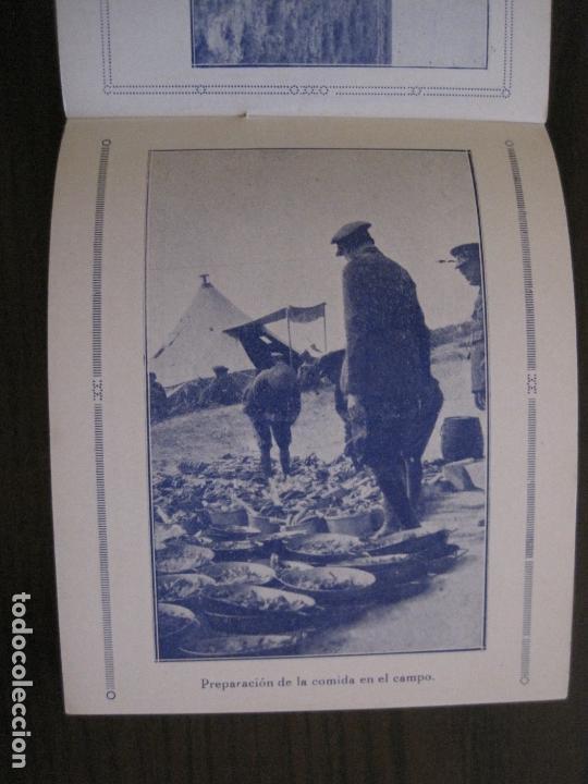 Militaria: ZARAGOZA-REPUBLICA-ALBUM REGIMIENTO INFANTERIA-VER FOTOS-(V-17.280) - Foto 28 - 166940620