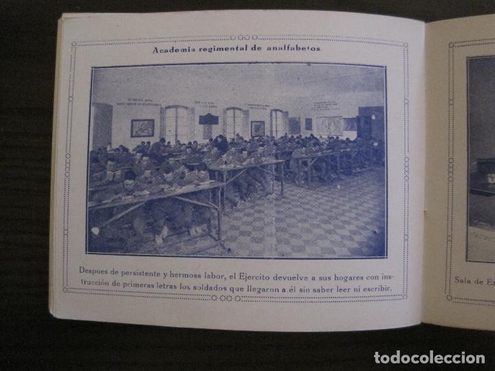 Militaria: ZARAGOZA-REPUBLICA-ALBUM REGIMIENTO INFANTERIA-VER FOTOS-(V-17.280) - Foto 29 - 166940620