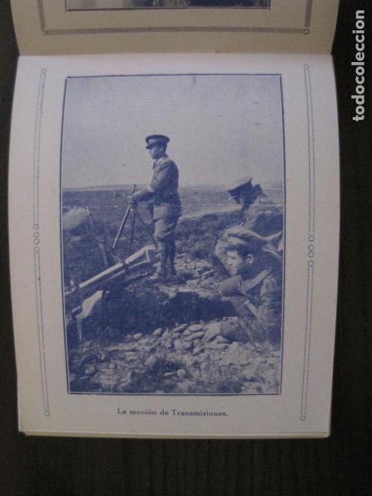 Militaria: ZARAGOZA-REPUBLICA-ALBUM REGIMIENTO INFANTERIA-VER FOTOS-(V-17.280) - Foto 30 - 166940620
