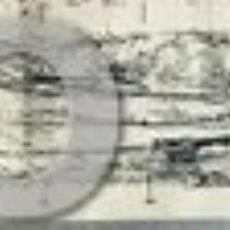 Militaria: PANORÁMICA TOMADA DESDE EL CAMPAMENTO DE SAN FERNANDO (EN QUEBDANI), DE LA LINEA AVANZADA. Lote 167768077