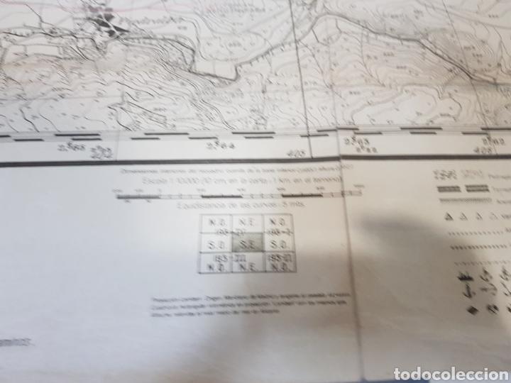 Militaria: PLANO DIRECTOR MILITAR EDICIÓN LIMITADA / AÑO 1944 / CARTOGRAFÍA MILITAR DE ESPAÑA / ASTORGA - Foto 11 - 167995533