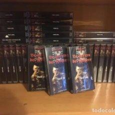 Militaria: LA GUERRA DEL FÜHRER 40 CINTAS VHS. Lote 169034676