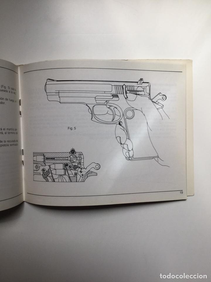 Militaria: Manual pistola Star modelo 28 PK Policía Nacional - Foto 5 - 169083097
